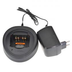 NTN9000B 200V Radio Ladegerät für Motorola Serie Walkie Talkie