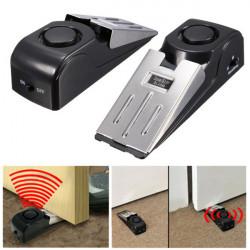 New Dörrstopp Block Systerm Säkerhet Travel House Portable Inbrott Sensorer Alarm 125 dB Vid Mätning