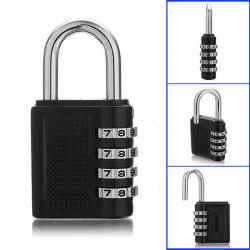 Password Lock 4 Stellen Zahl Kombination Sicherheits Code Vorhängeschloss