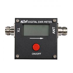 REDOT 1050A 120W VHF / UHF Digital Power SWR Meter für Walkie Talkies