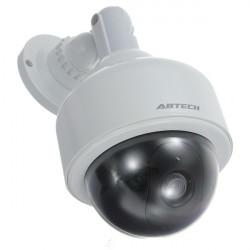 Realistische schauende Dummy Speed Dome Fälschungs Kamera mit LED Blinklicht