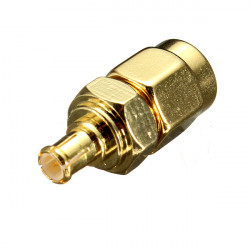 SMA Stecker MCX Stecker Hochfrequenz Koaxial Adapter Verbindungs