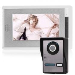 SYSD SY814FA11 7 Inch Video Door Phone Doorbell Intercom