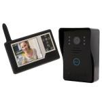 SYSD Drahtlose 3,5 Zoll TFT LCD Farb Video Türsprechanlage SY359MJ11 Sicherheitssystem & Überwachung