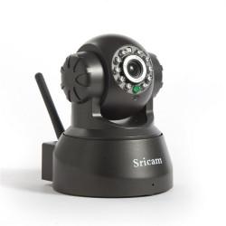 Sricam AP001 P2P IR Nachtsicht drahtlose IP Überwachungskamera