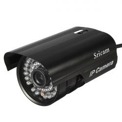 Sricam AP003 Wifi Utomhus Trådlös IP IR Mörkerseende Säkerhetskamera