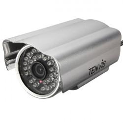 Tenvis IP602W Trådlös WiFi-nätverk Utomhus IR IP Kamera UK Plug