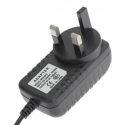 WEI 0910 UK 9V 1A CCTV Kamera Monitor Netzteil Adapter