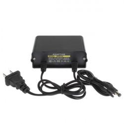 WW-838 US 12V 2A CCTV Overvågningskamera Monitor Strømforsyning Adapter
