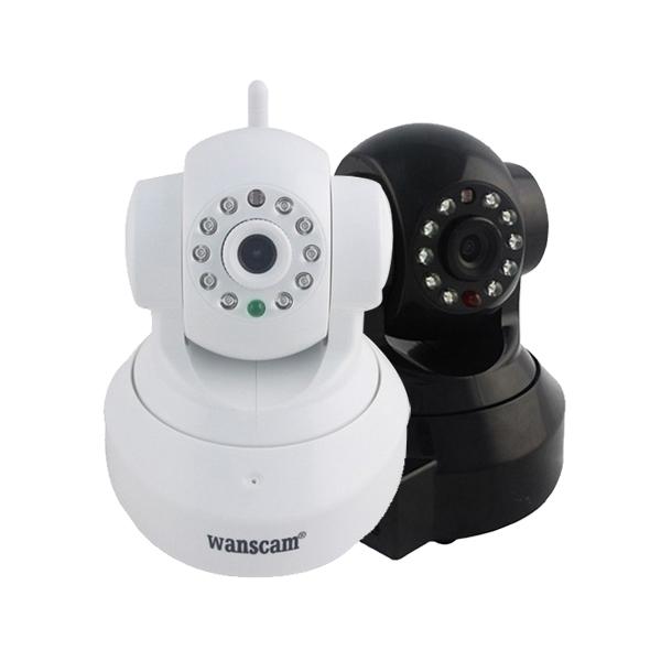 Wanscam HW0024 1.0 Mega Px 720p HD TF-kort IR-Cut Säkerhet IP Kamera Säkerhetssystem & Övervakning
