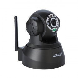 Wanscam JW0009 TFCard Support P2P Motion Detection Security Camera
