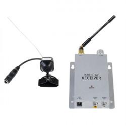Trådlös Mini Övervakningskamera Övervakning Full Kit