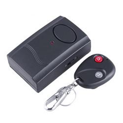 Trådlös Fjärrkontroll Vibration Larm för Dörr Artiklar Säkerhet