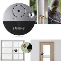Trådlös Sensor Dörr Fönster Hem Säkerhet Entry Inbrottslarm
