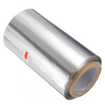 10M Silver Hår Colored Tinfoil Salon Frisør Styling Værktøj Hårpleje / Produkter