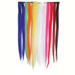 13 beliebte Farbe Glattes Haar Verlängerungsstück mit Clip Haarpflege & Salon