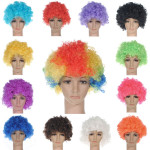 Adult Child Costume Curly Hair Wig Hair Care & Salon