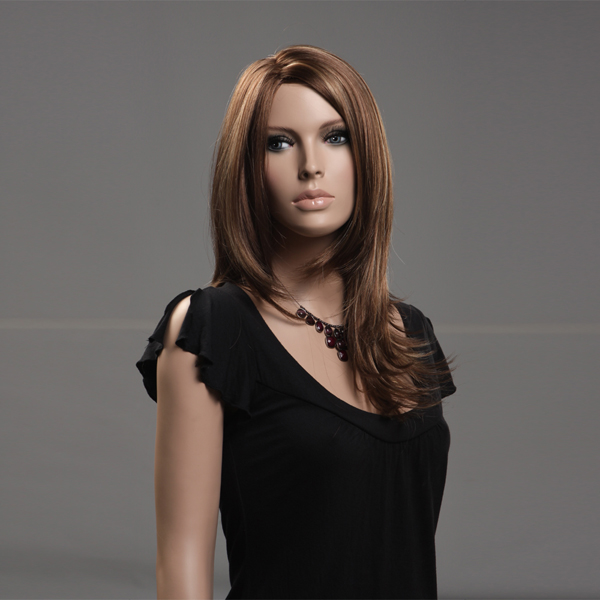 Capless Long Straight Women Kanekalon Synthetic Hair Wig Hair Care & Salon