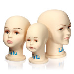 Kinderschaufensterpuppen Gliederpuppe Kopfstützen für Hüte Perücke Standplatz Modelldarstellung Haarpflege & Salon