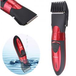 Elektrische Wasserdichte wiederaufladbare Männer Haarschneider Trimmer