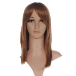 Fashion Sexy Hot Synthetic Fiber Women Long Straight Wigs Hair Care & Salon