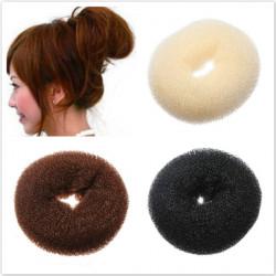 Former Donut Bun Ring Shaper Hair Headband Styler Maker Twist S M L