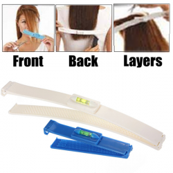 Hair Clipper Trimmer Udtynding Haircutting Hairstyling Salon Værktøj Kit