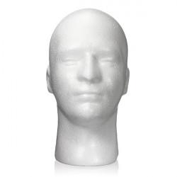 Männlich Styroporschaum Mannequin Ständer Modelldarstellung Leiter