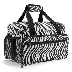 Salon Hair Tools Friseur Zebra Tragetasche Windel Duffle Bag