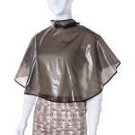 Vattentät Transparent Klippning Perming Dye Gown Cape Hårprodukter