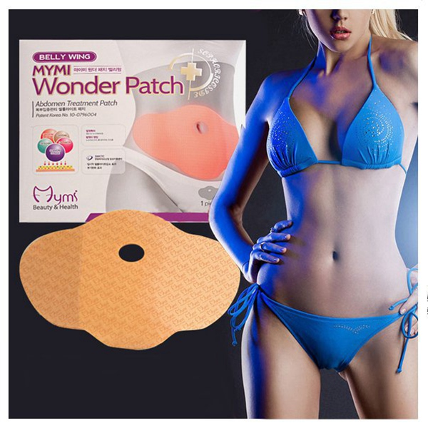 15 Patches Mymi Slimming Sticker Waist Belly Weight Loss Burning Patch Health Care