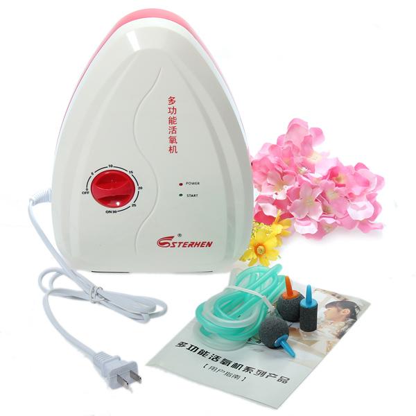 18W 400mg / h Nahrungsmittel Ozon Generator Luft Wasser Sterilisator Ozonisator Gesundheitsprodukte