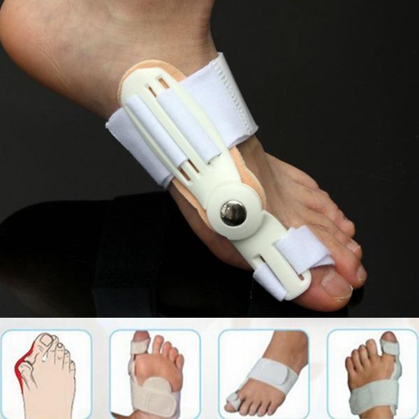 1 pcs Big Toe Bunion Straightener Splint Corrector Health Care