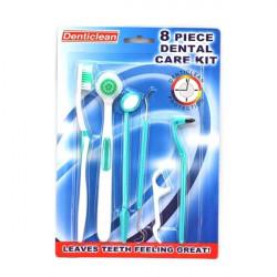 8stk Oral Pleje Product Tandpleje Værktøj Sæt
