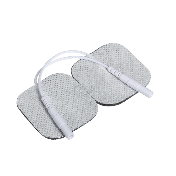 A Pair Of Tens Adhesive Electrode Pads Acupuncture Digital Therapy Health Care