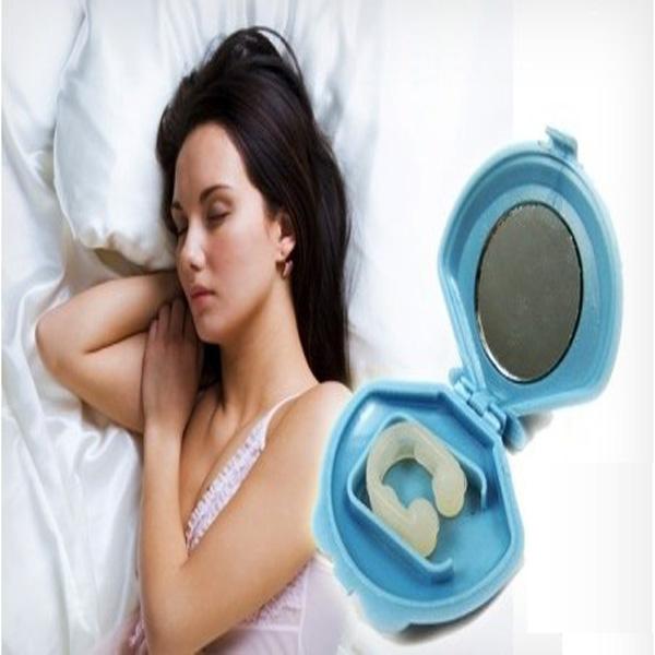 Anti Snore Schnarchen Endstopper Nasen Klipp Schlaf Gerät Gesundheitsprodukte