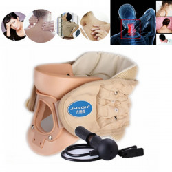 CR-802 Cervical Vertebra Air Traction Neck Brace Therapy Device
