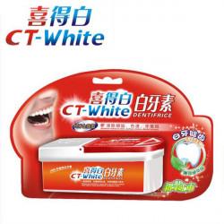 CT-hvid Voksne Peppermint Tandblegning Pulver Dental Clean