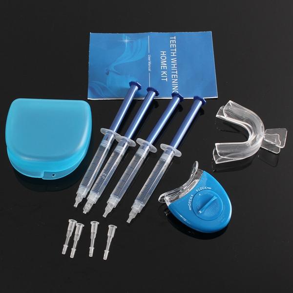 Dental Gel Peroxide Teeth Whitener Tandblekning Blekning Kit Hälsa