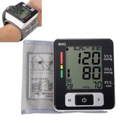 Digital LCD Handled Blodtrycksmätare Blodtrycksmätare Meter