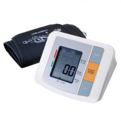 Helautomatisk Digital Blodtrycksmätare Blodtrycksmätare Meter