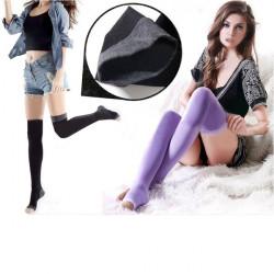 Hot Women's Slim Shaper Sleeping Beauty Leg Burning Fat Thin Socks