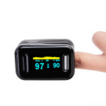 OLED Finger Fingertip Pulse Oximeter Blood Oxygen SpO2 Monitor Health Care