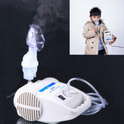 Piston Compressor Nebulizer Atomizer For Respiratory System Care Tool