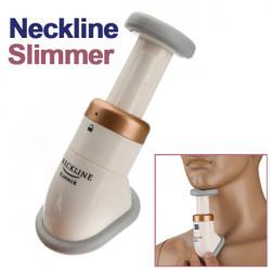 Exerciser Ringning Slank Nacke Chin Smal Massage