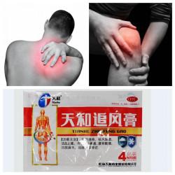 Fremme Blodcirkulationen Gigt Gigt Smertelindring Plaster