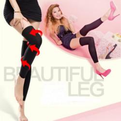 Schlafen der Socken Verschönern Leg Shaping Strümpfe