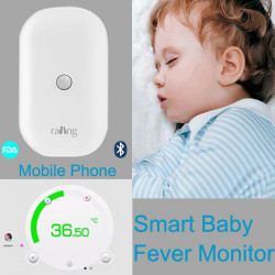 Smart iThermonitor Bluetooth Wireless Baby Fever Skærme Termometer