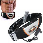 Vibro Vibration Varme Fat Burning Slankende Shape Belt Massage Sundhed