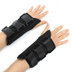 Handleds Brace Support Carpal Tunnel Stukning Underarms Splint Band